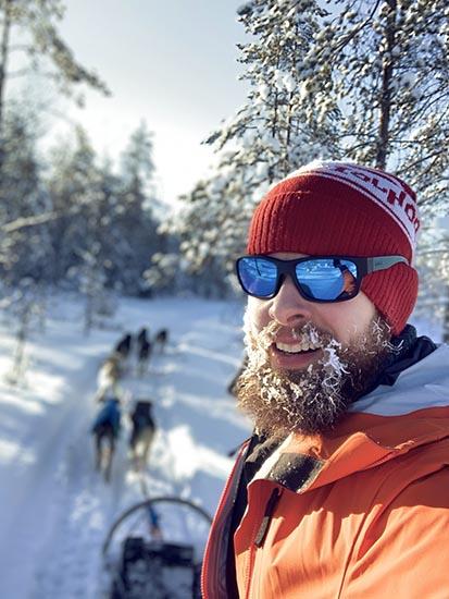 seikkailija Juha Romppanen